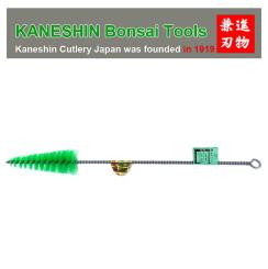 Escova Redonda de Nylon Duro 310mm Kaneshin