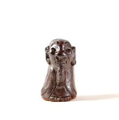 Miniatura Cerâmica Jizo 03