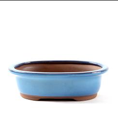 Vaso Literato Oval 18,6 cm x 13,2 cm x 5,6 cm