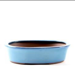 Vaso Literato Oval 26 cm x 20,3 cm x 6,8 cm