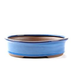 Vaso Literato Oval 34,5 cm x 27 cm x 9 cm