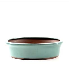 Vaso Literato Oval 29 cm x 22,3 cm x 7,5 cm