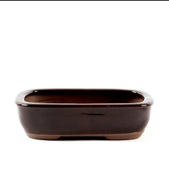 Vaso Literato Retangular 15 cm x 11,5 cm x 4 cm