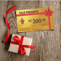 Vale Presente R$300,00 O Bonsai